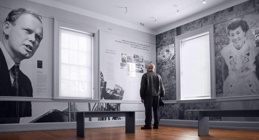 Charles & Anne Lindbergh Exhibition