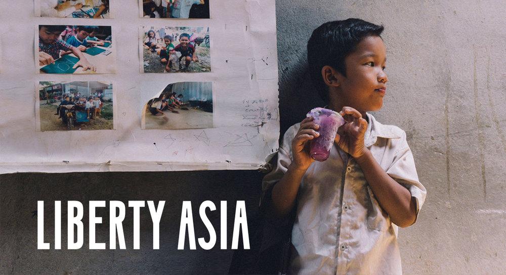 Liberty Asia