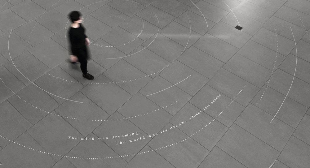 Princeton International Atrium