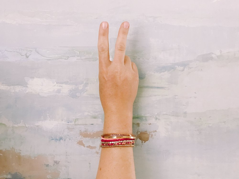 Stylish Bangles To Brighten Up Your Day — Here For You