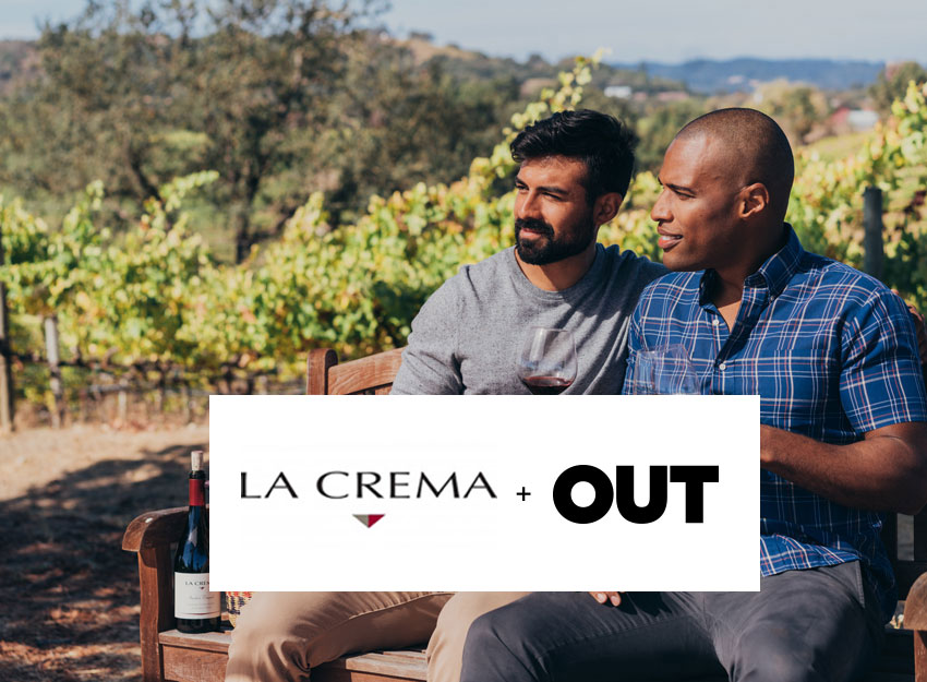 How To Take Your Wine Etiquette To The Next Level - out.com, sponsored by La Crema Wine