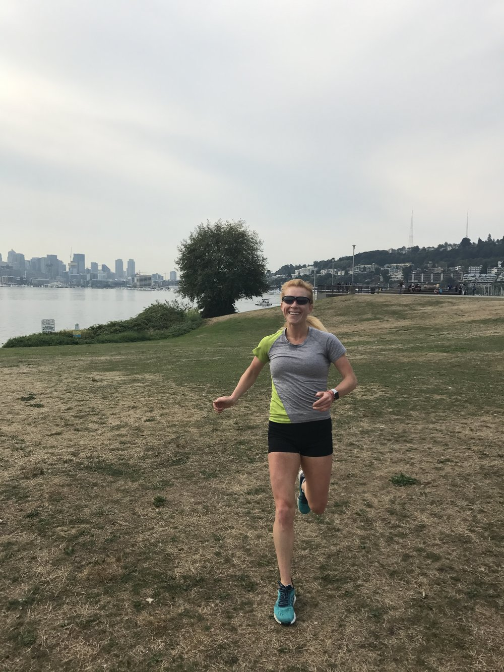 Seattle is one of my favorite cities to run in!