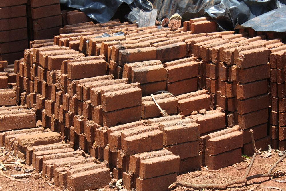 $60 - Cost of making 540 bricks