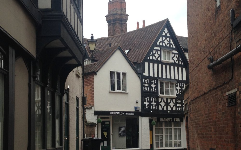 Shrewsbury hairdresser