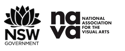 This project was assisted by a grant from Create NSW, an agency of the New South Wales Government. The NSW Artists' Grant is administered by the National Association for the Visual Arts (NAVA).