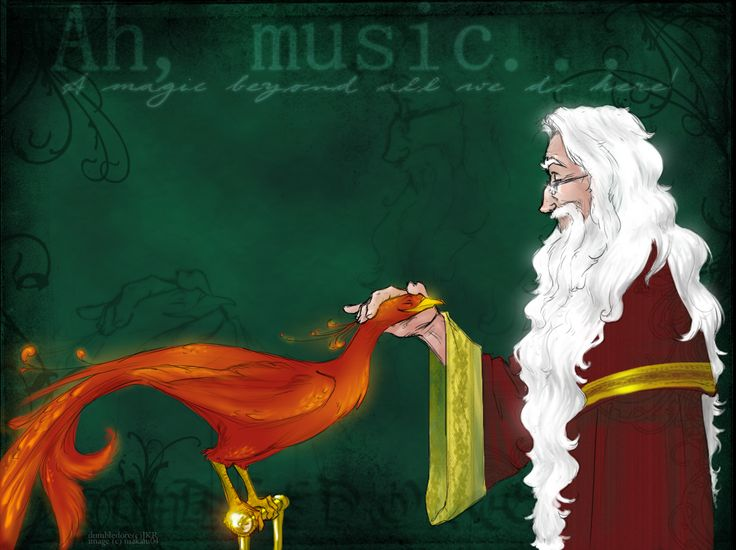 Unknown artist. Dumbledore  would  own a combustable bird...