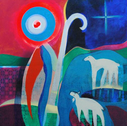 Christina Saj,  Shepherd