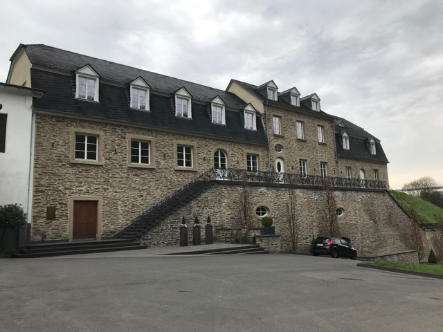 The Markus Molitor Winery.