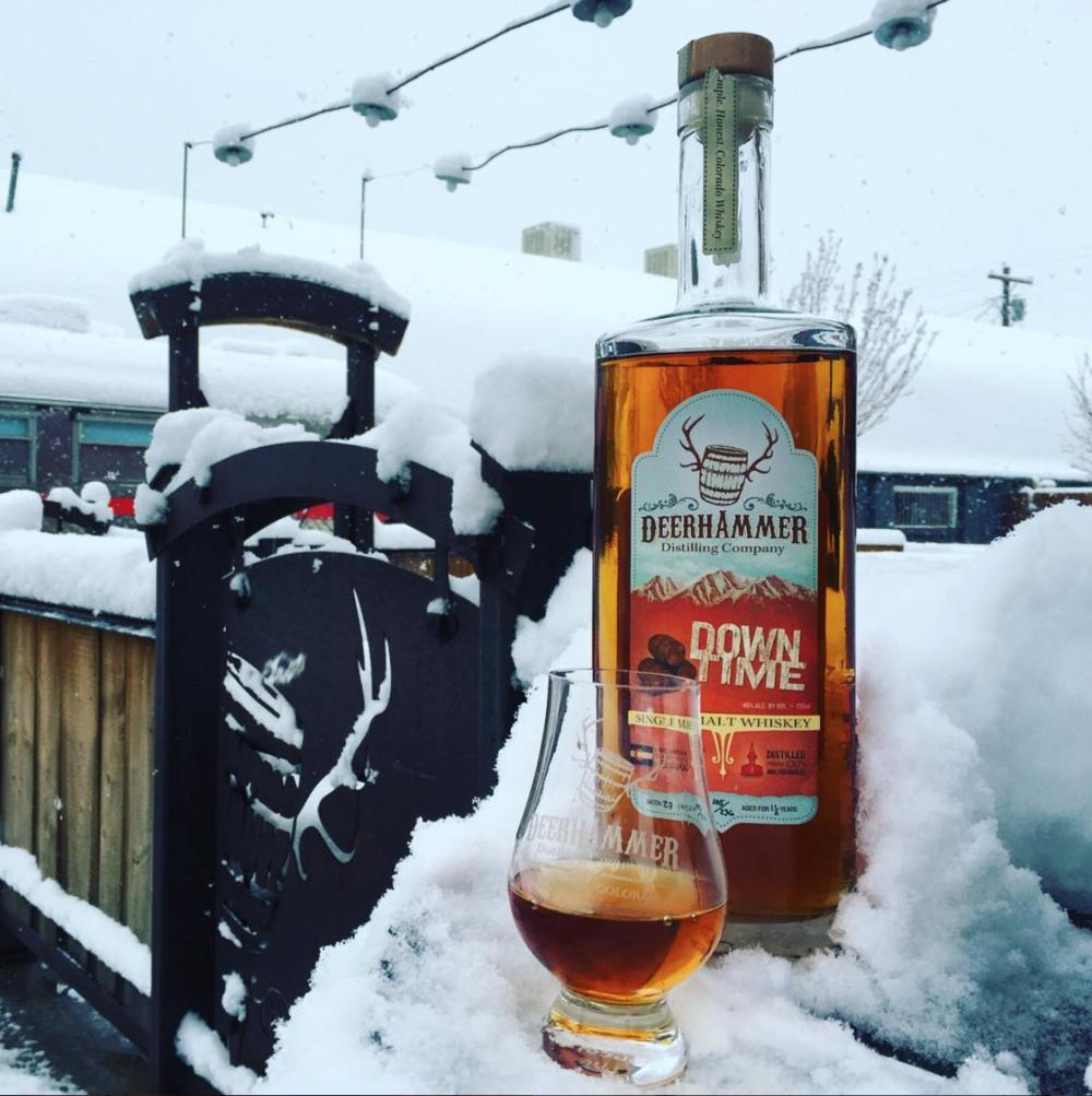 Deerhammer distillery -