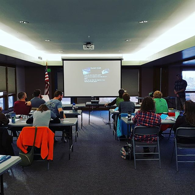 Kicking off our first AIARE Level I avvy course of the season today. A great group of students from all over CO and AZ. We still have room in our March Level I course. Don't miss the chance to get some valuable training this season! #BVBackcountry #GoThereStartHere #AIARE #BuenaVistaCO