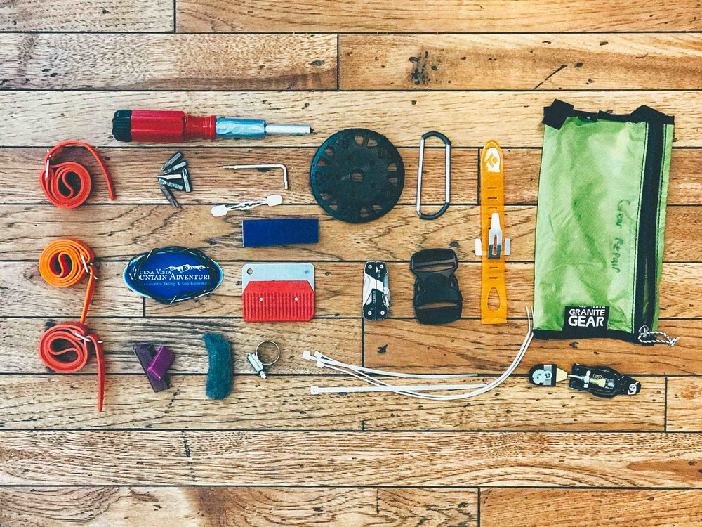 Repair Kit - • Can you fix your touring rig?• How about your friends?
