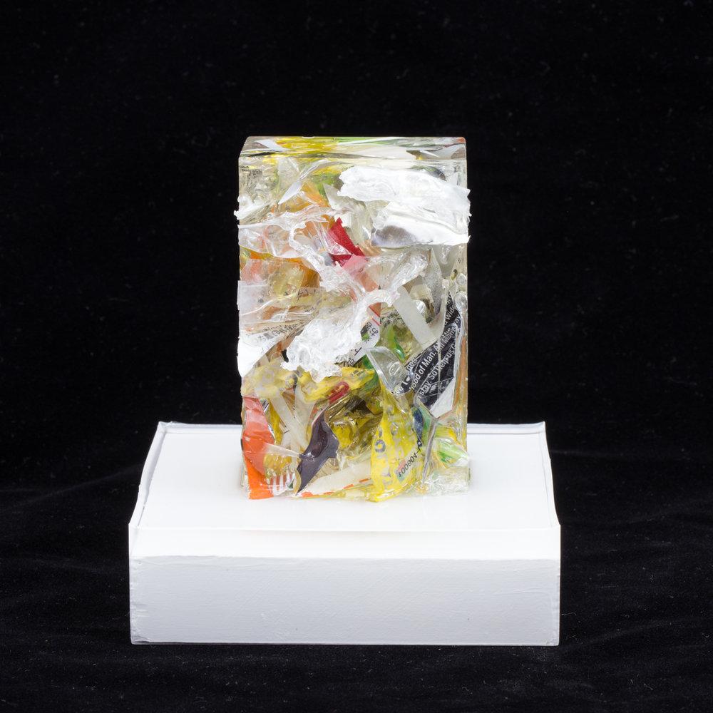 "CHARLES OSAWA ""Trash Sculpture - Hanako"" Size Small"