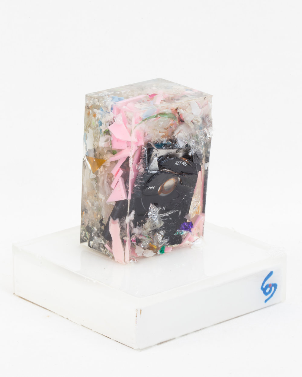 Generation 4 (Standard) - Generation 4 Standardized Trash Sculpture. Domestically sourced resin. Still looks the same.