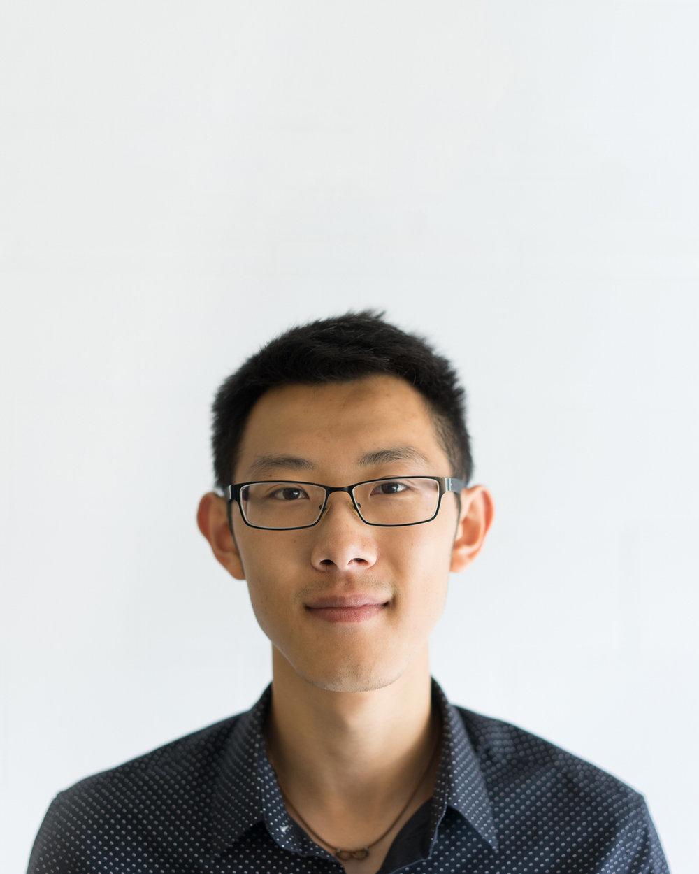 Winston Liu<br>Junior Autonomy Architect