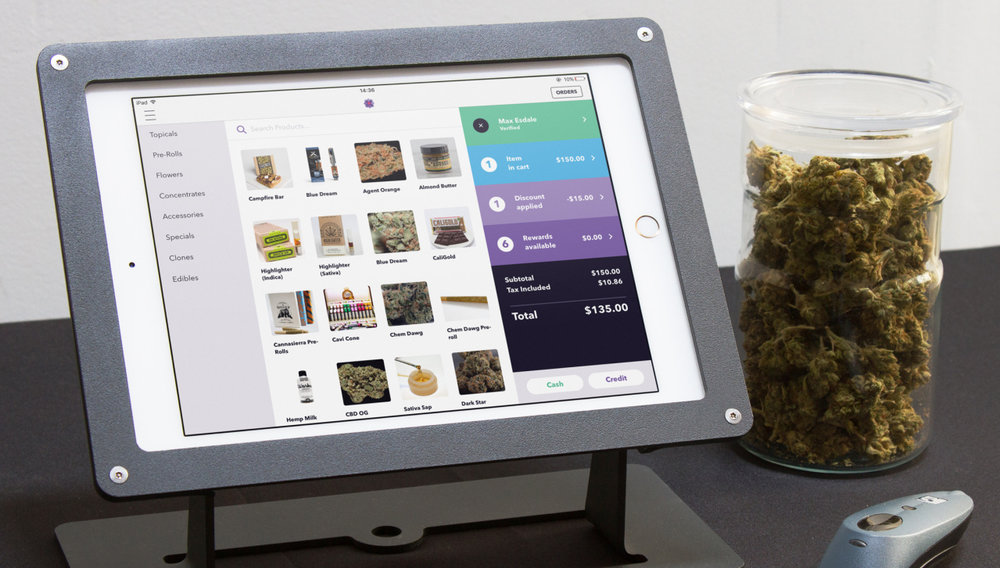 Meadow's point of sale software lets marijuana dispensaries offer loyalty programs