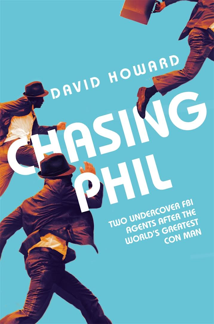 The paperback version was released in August 2018 using the cover that was originally designed for the UK edition. CHASING PHIL was translated for German, Japanese, and Polish editions. -