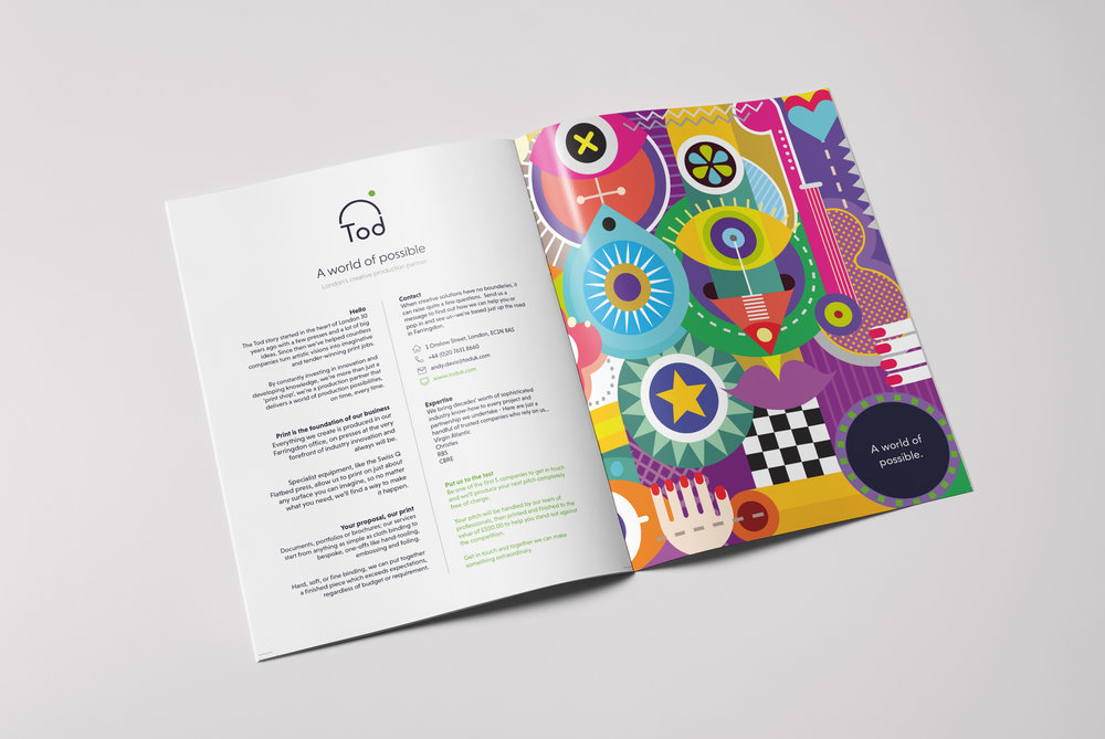 Brochure - Tod