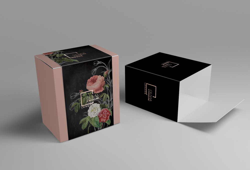 Packaging - Olivia & Madeline London
