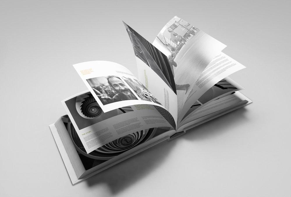 Brand story - CBRE