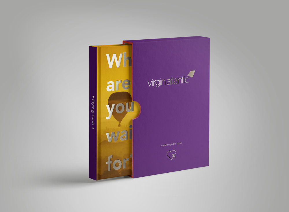Book - Virgin Atlantic