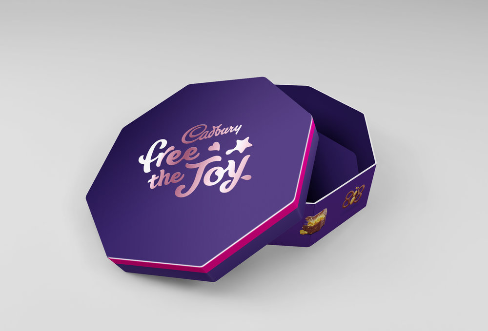 Packaging - Cadbury