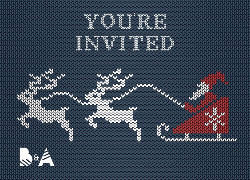Christmas at B&A - Everyone's Invited