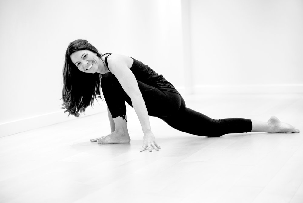 Sarah Williams yoga teacher
