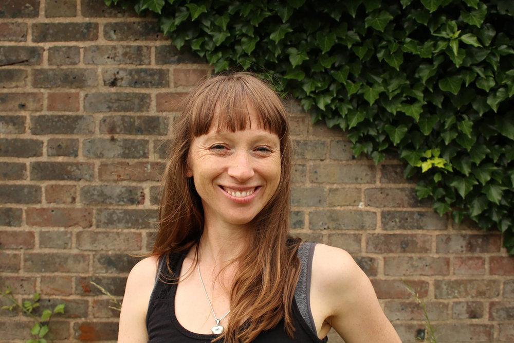 Khadine Morcom yoga teacher