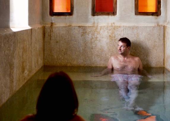 Yoga Explorers yoga retreat in Morocco - spa