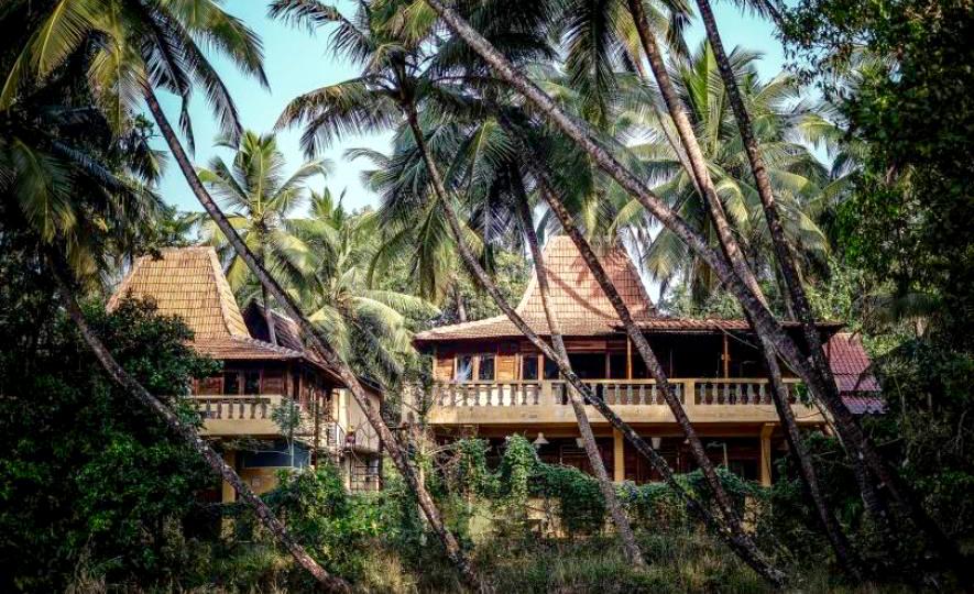 Yoga Explorers yoga retreat in North Goa - Accommodation