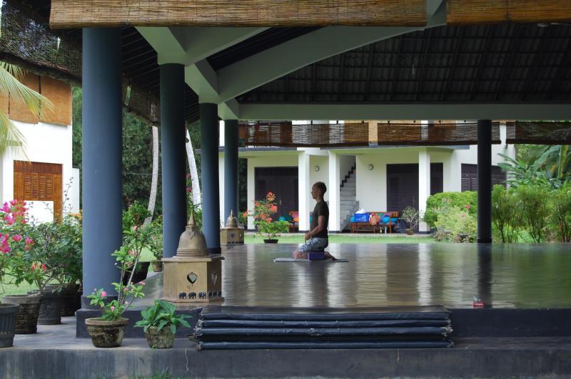 Yoga retreat in Sri Lanka with Yoga Explorers