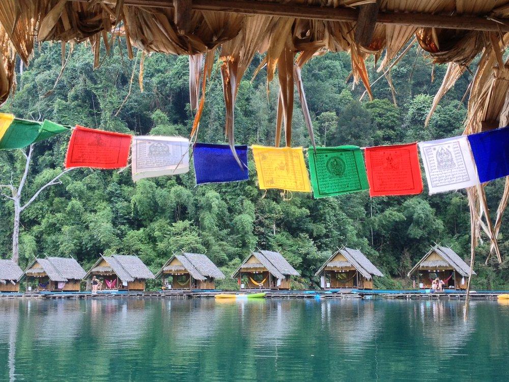 Jungle Yoga Thailand retreat