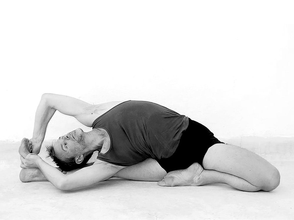 Jim Tarran yoga teacher