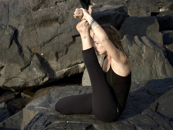 Laura Grace yoga teacher
