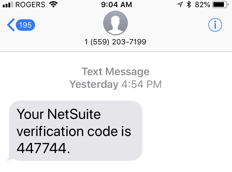 Netsuite S New Admin 2 Factor Login Is The Most Irritating New
