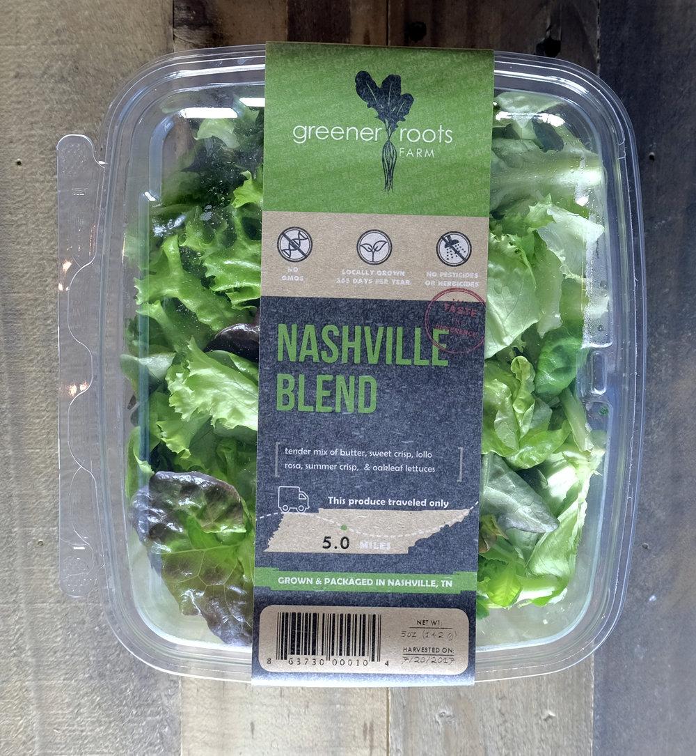 Nashville Blend Lettuce