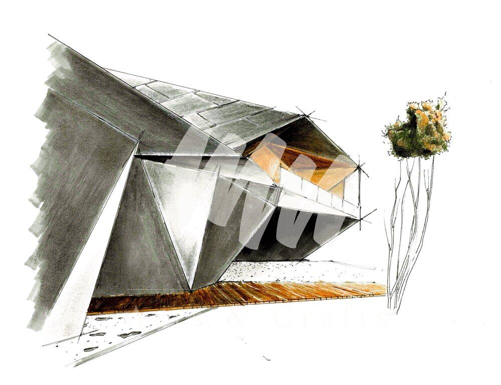 Klein Bottle House By Mcbride Charles Ryan Marcos Moccero - Klein-bottle-house-by-mcbride-charles-ryan