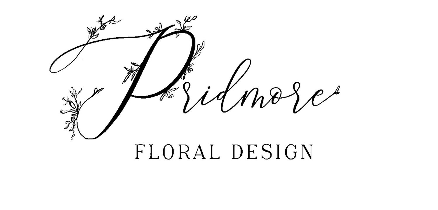 Bucks County Wedding Florist - Pridmore Design