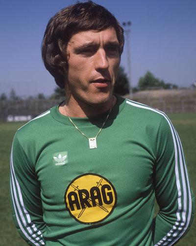 """Wilfried Woyke (Foto aus den """"wilden"""" 70er Jahren)"""