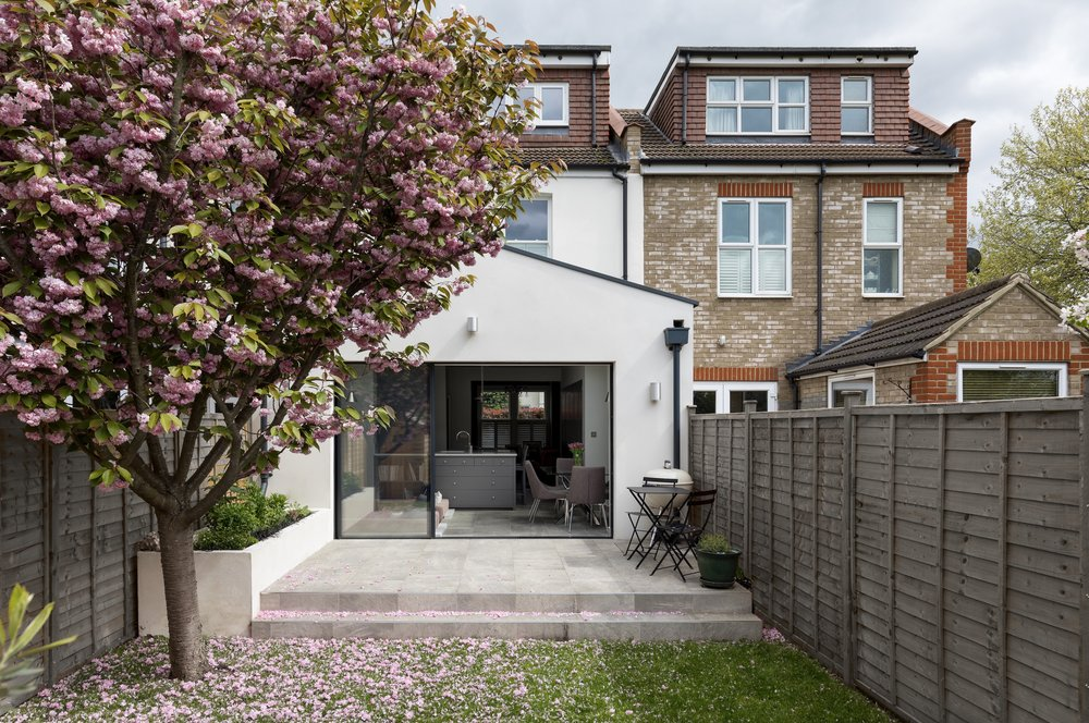 Extension Architect East London