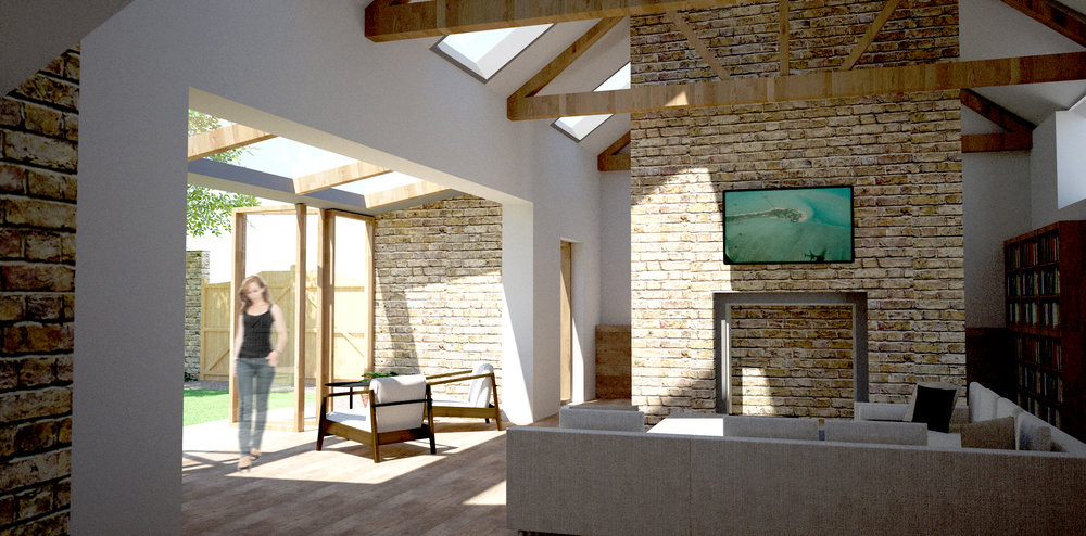 Barn Conversion Architects