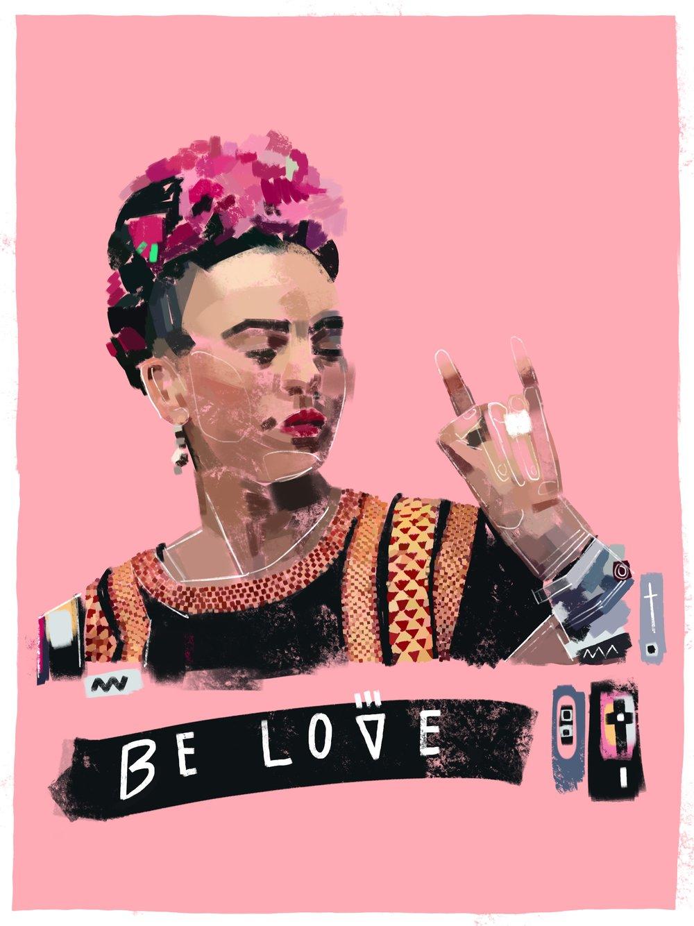 Be Love Be Shakka
