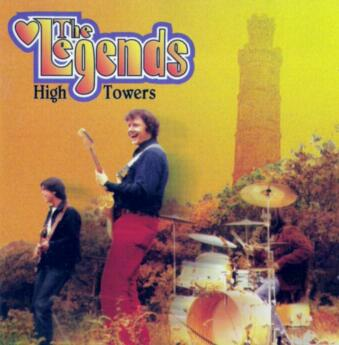 "The Legends' ""High Towers"" best-of CD, 2001"