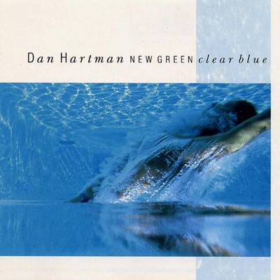 "Dan's 1989 ambient album ""NEW GREEN clear blue"""