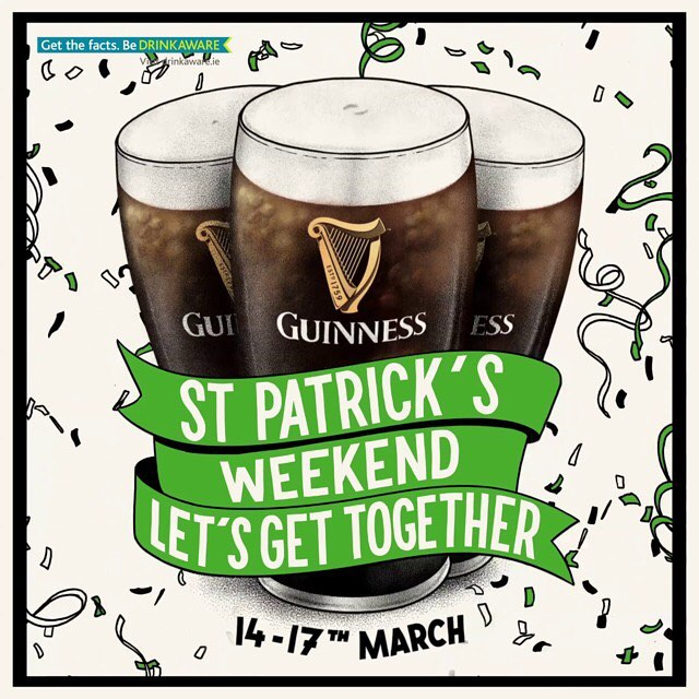 🏉 Six Nations Rugby Final! 🏉⁣ ☘️St. Patrick's Weekend ☘️⁣ 🎤 Live Music 🎶 ⁣ 🍗 Basket Food 🍔⁣ 🍸Happy Hour 🍹⁣ 🍻Beer Specials 🍻⁣ ⁣ Are you as excited about this weekend as we are? 😍☘️🏉🍸 ⁣ ⁣ ⁣ #guinness #guinnesssixnations #sixnations #final #rugbyfinal #6nations #loverugby #rugbylove #stpatricksday #stpatrick #bournemouthlife #bournemouthrugby #wimbornerugbyclub #poolerugbyclub #lovefordorset #dorsetrugby #happyhour #bournemouth #wimborne #poole #ashleycross #epicweekend #gettogether #celebrate