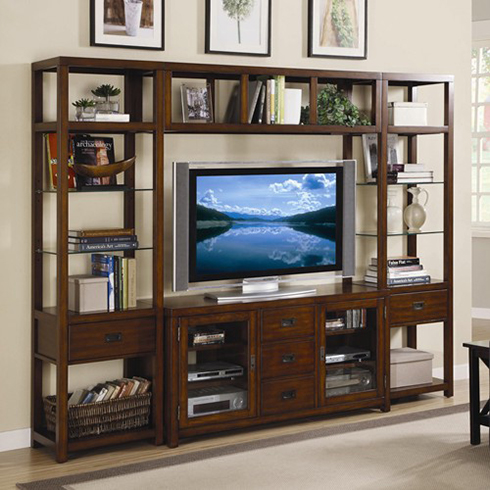 Danforth Wall Unit at Belfort Furniture