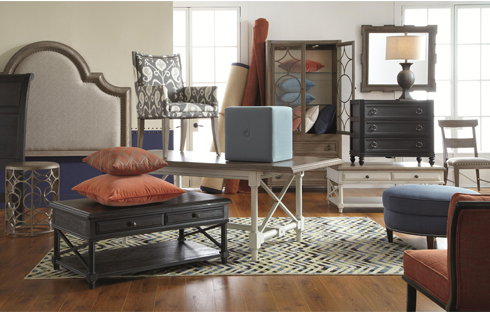 Caravan Collection at Belfort Furniture