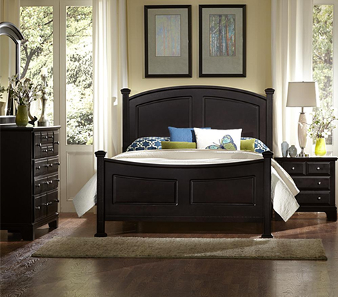 Hamilton Bedroom at Belfort Furniture