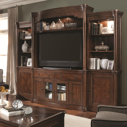 Hathaway Hill Entertainment Center at Belfort Furniture