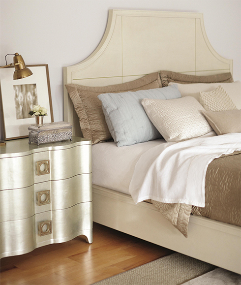 Salon Bedroom at Belfort Furniture